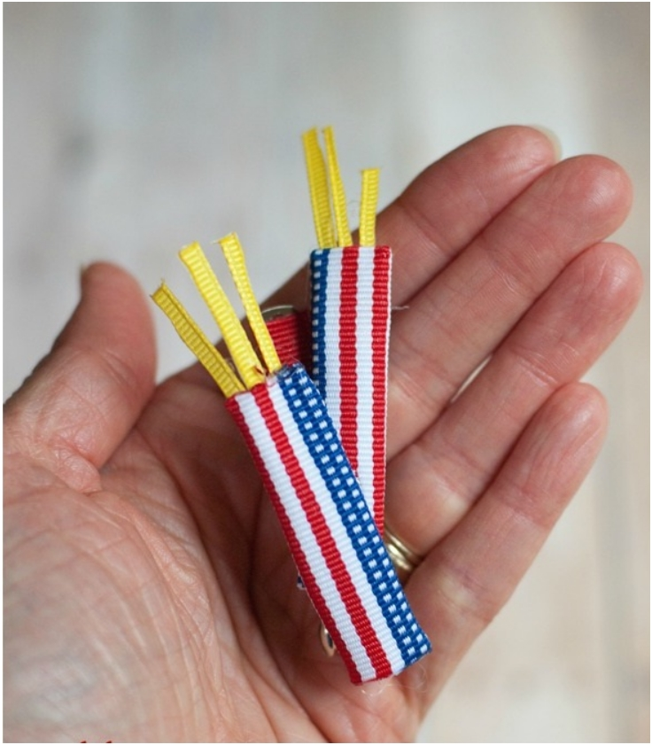 ribbon-firecracker-barrettes