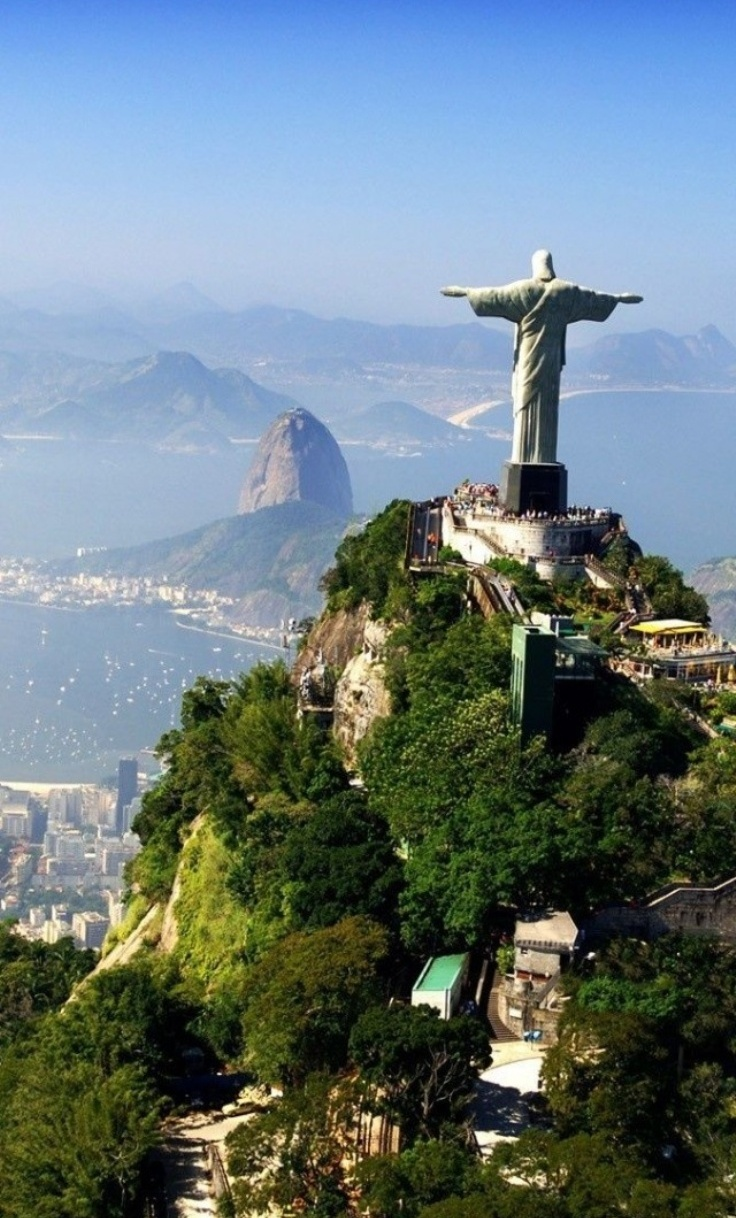Top 10 Spectacular Places You Must Visit In Brazil  | Top Inspired