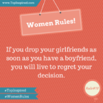 Top 10 Women Rules | Top Inspired