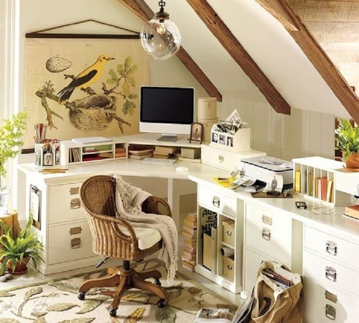 Attic-Home-Office