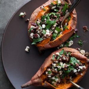 Baked-Sweet-Potatoes-Stuffed-with-Feta-Olives-and-Sundried-Tomatoes-300x300