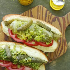 Top 10 Vegetarian Sandwiches  | Top Inspired