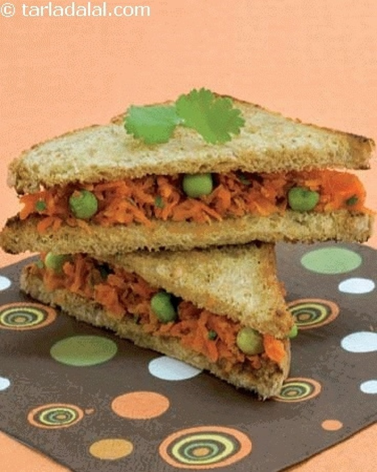 Top 10 Vegetarian Sandwiches