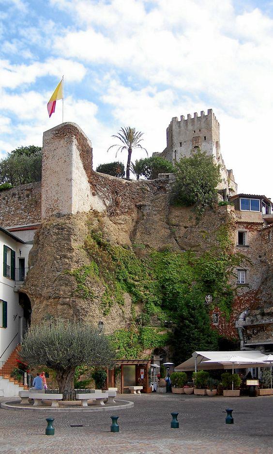 Castle-Grimaldi-Cote-dAzur-France-
