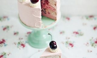 Top 10 Luscious Cherry Cakes   Top Inspired