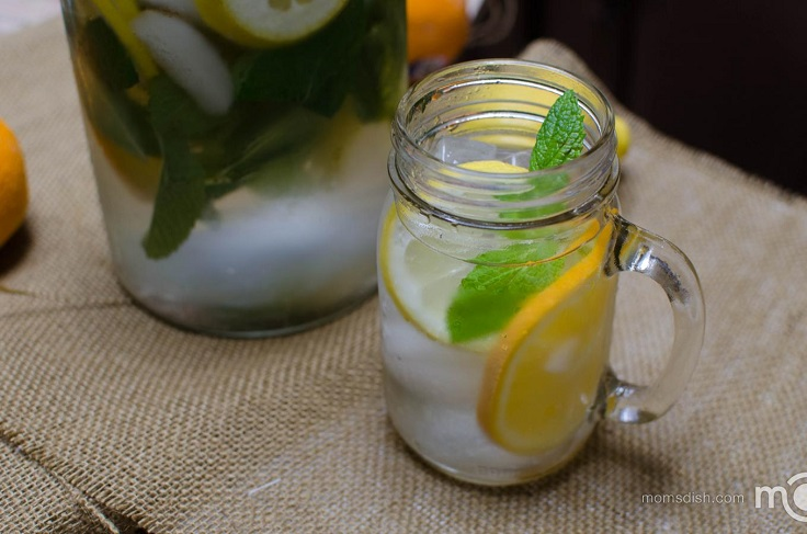 Citrus-and-Mint-Water