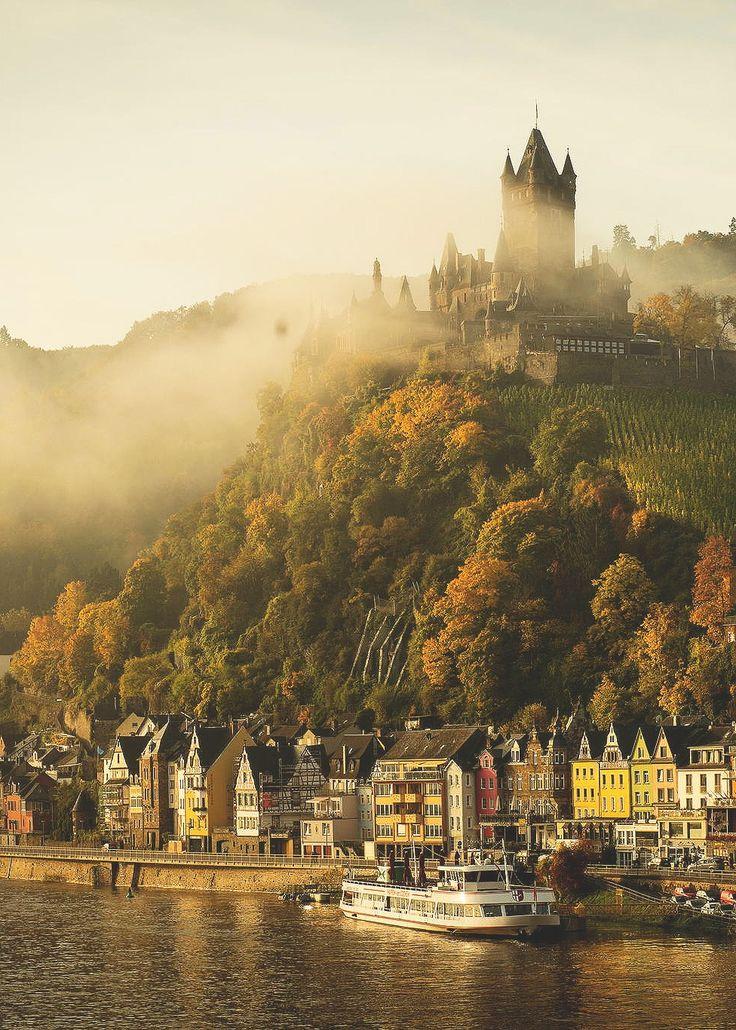 Cochem-Castle-Germany