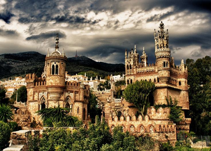 Colomares-Castle-Spain