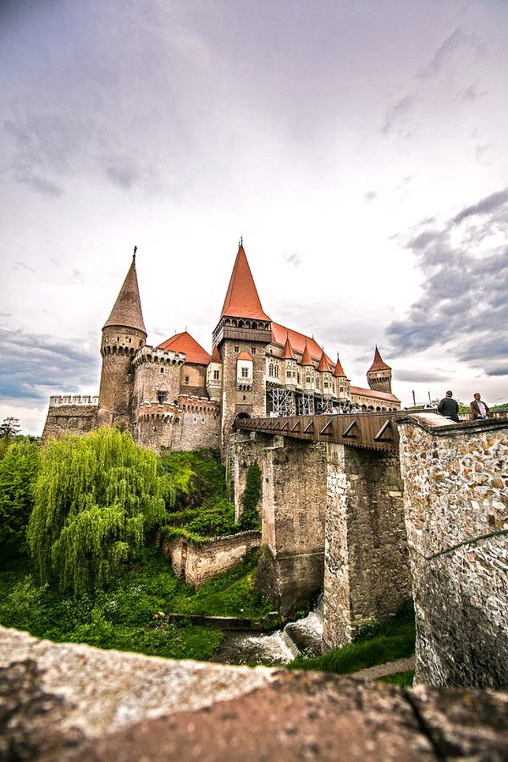 Corvin-Castle-Hunedoara-Romania