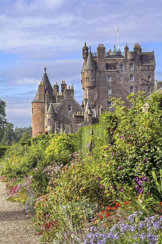Glamis-Castle-Angus-Scotland-