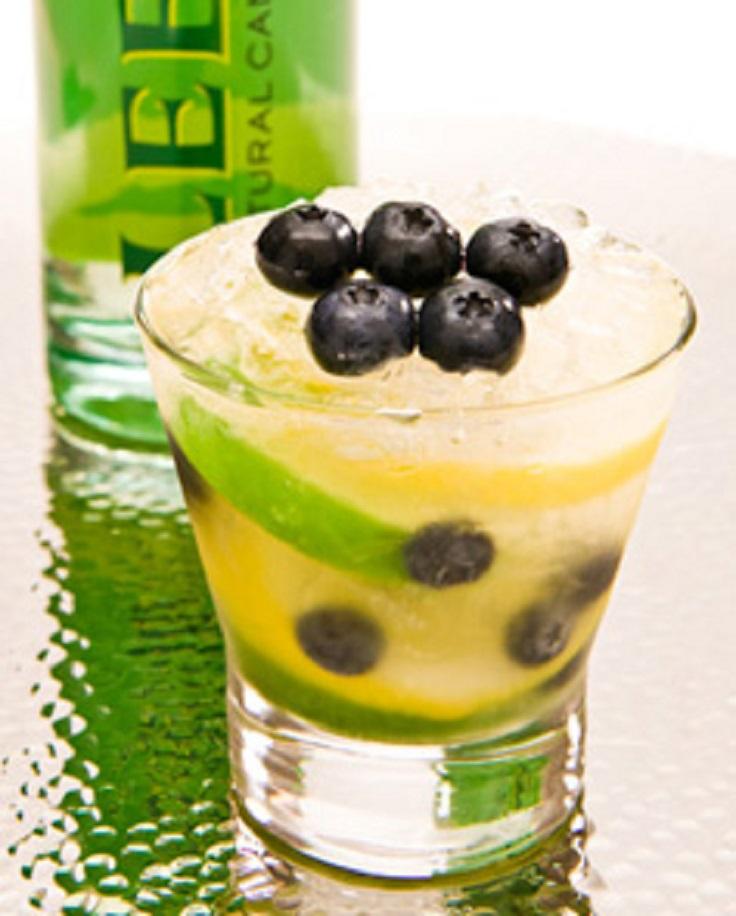 Lemon-Lime-and-Blue-Caipirinha