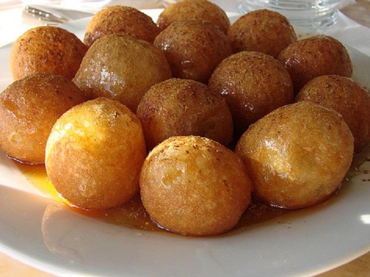 Loukoumades-Honey-Puffs