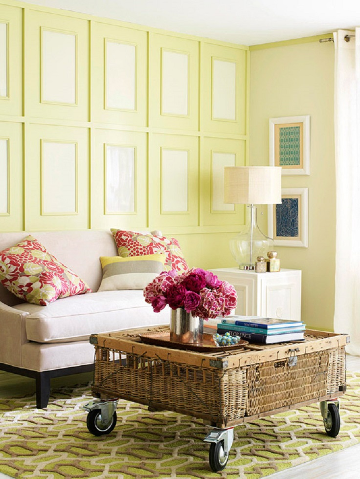 Top 10 Ways to Decorate Your Walls with Molding - Top Inspired