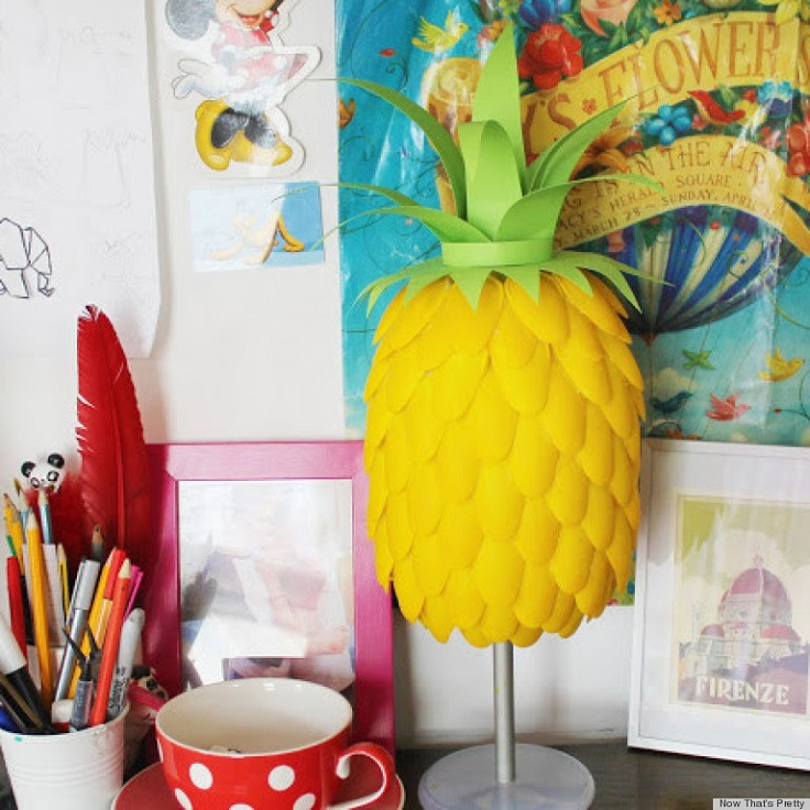 Pineapple-Lamp