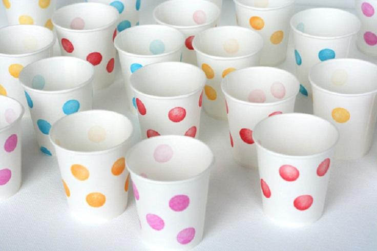 Polka-Dot-Cups
