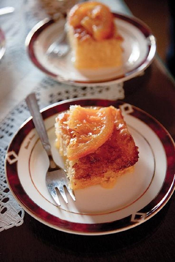 Portokalopita-Orange-Cake