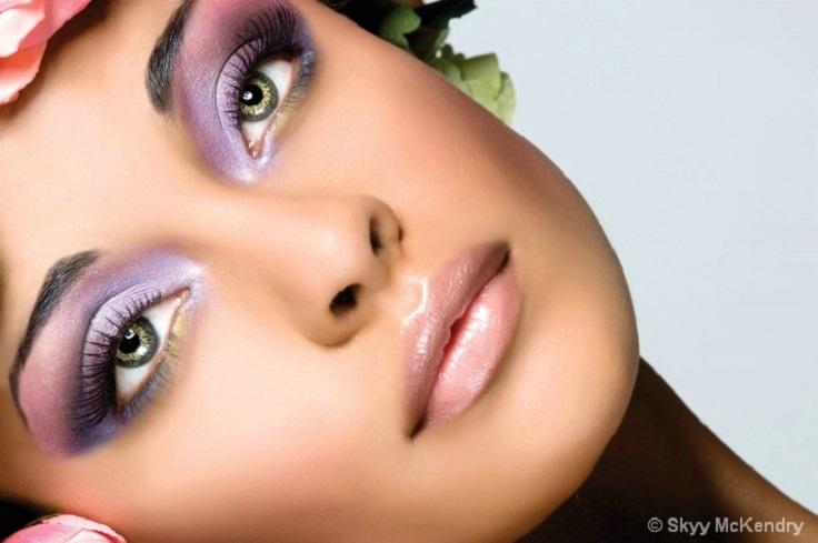 Purple-Eye-Shadow
