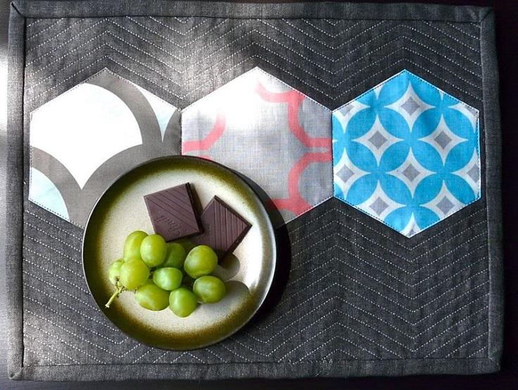 Quikted-Hexagon-Placemats