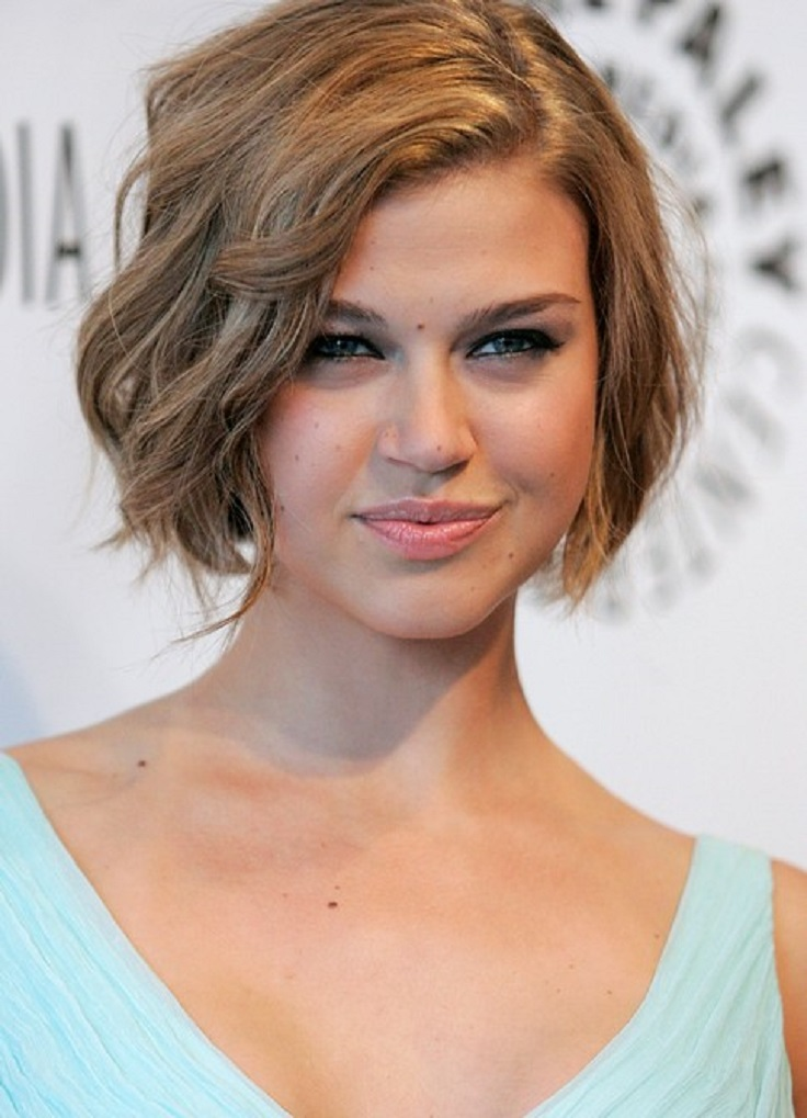 Super Top 10 Short Haircuts For Fall 2014 Top Inspired Hairstyles For Women Draintrainus