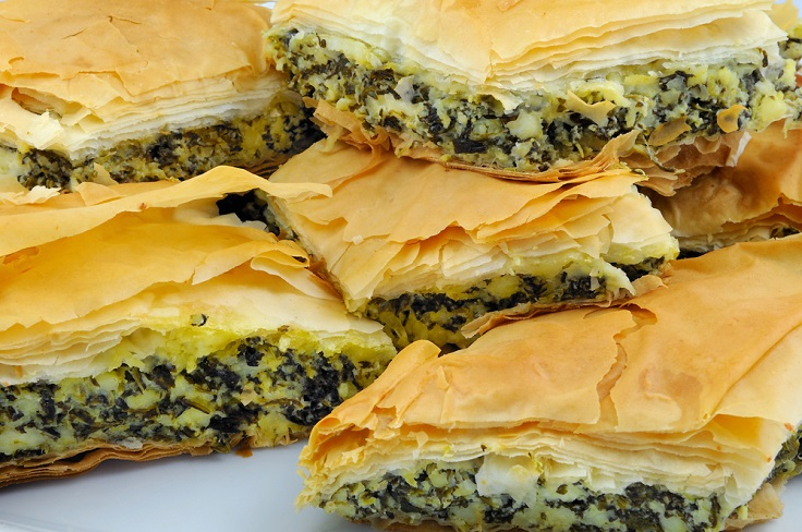 Spinach-Feta-Cheese-Pie