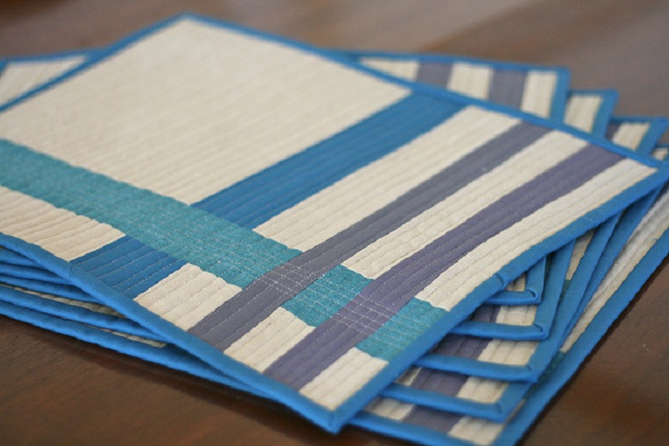 Top 10 Free Placemat Patterns And Tutorials Top Inspired