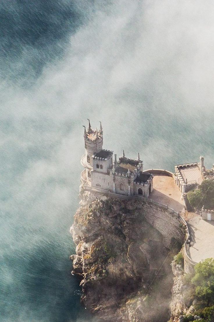 Swallows-Nest-Yalta-Crimea