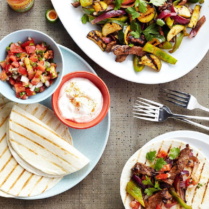 Top 10 Mexican Dinner Recipes: Top 10 Healthy Labor Day Dinner Recipes