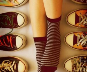 Top 10 DIY Makeovers For Your Old Converse