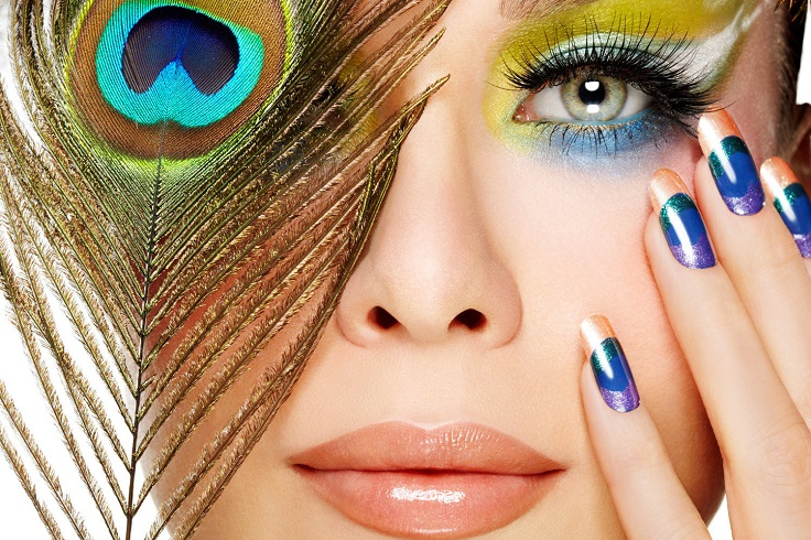 Top 10 Breathtaking Peacock Inspired Looks and DIY Projects | Top Inspired
