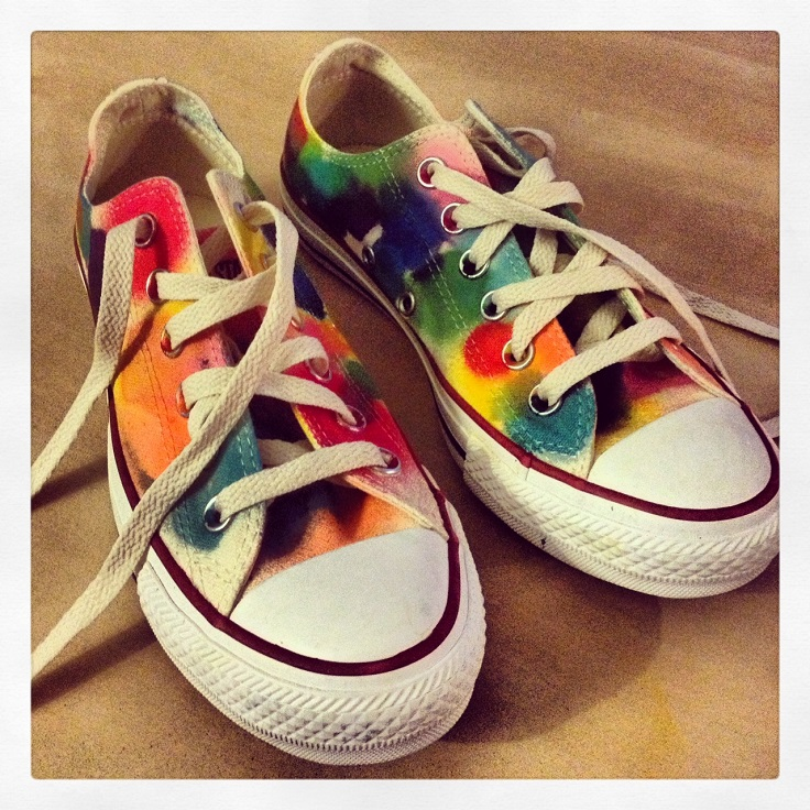 d722a20c3b8e Top 10 DIY Makeovers For Your Old Converse - Top Inspired