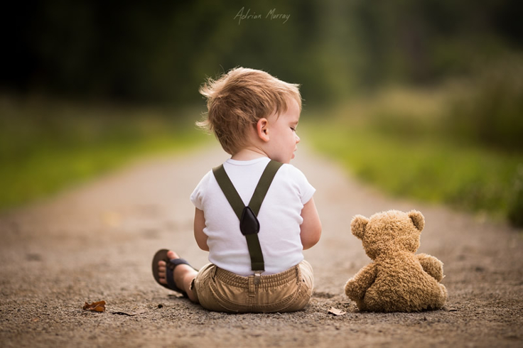 TOP 10 Irresistible Children Portraits By Adrian Murray  | Top Inspired