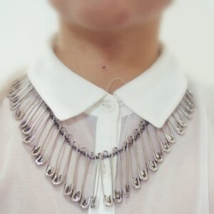 Top 10 Fashion Pieces You Can Make With Safety Pins | Top Inspired