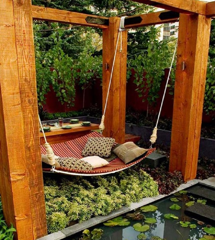Backyard-Hammock-Swing