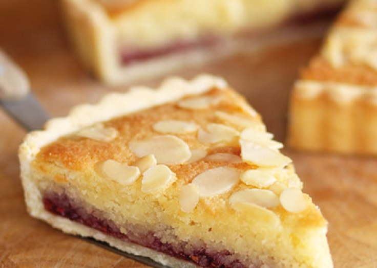 Traditional British Desserts Puddings
