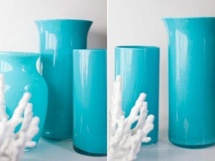 Enamel-Vases