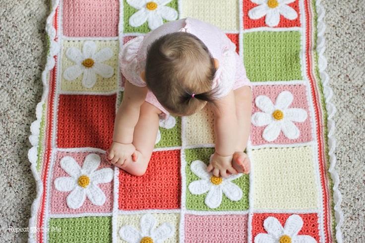 Flower-Blanket