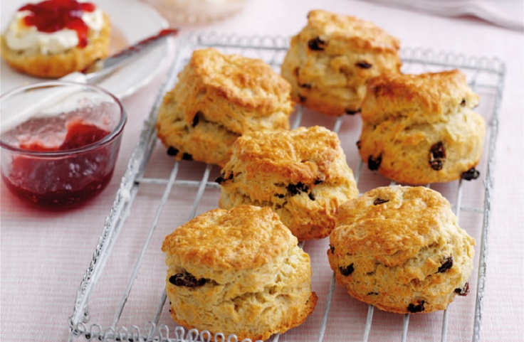 Fruity-Scones