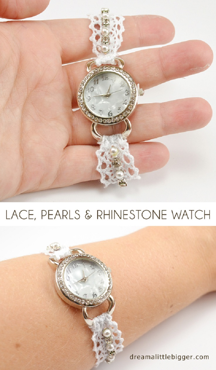 Lace-Pearl-and-Rhinestone-Watch