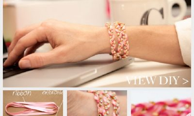 Top 10 Amazing Ways to Make Jewelry With Ribbon | Top Inspired