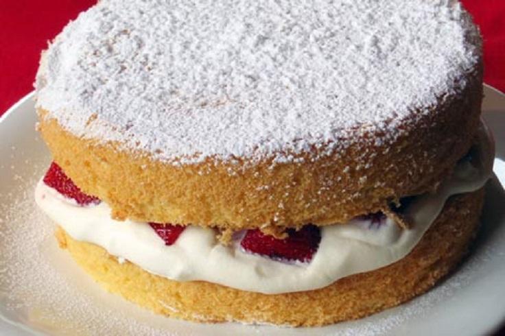 Best Sponge Cake Recipes Uk: Top 10 British Desserts