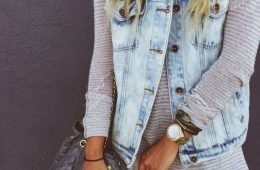 Top 10 fun ways to fall in love with your denim shirt all over again | Top Inspired