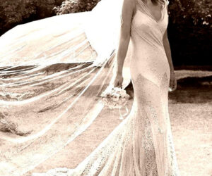 Top 10 Iconic Wedding Gowns Worn By Celebrities