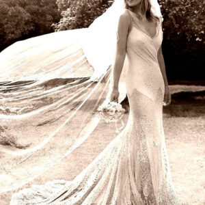 Top 10 Iconic Wedding Gowns Worn By Celebrities | Top Inspired