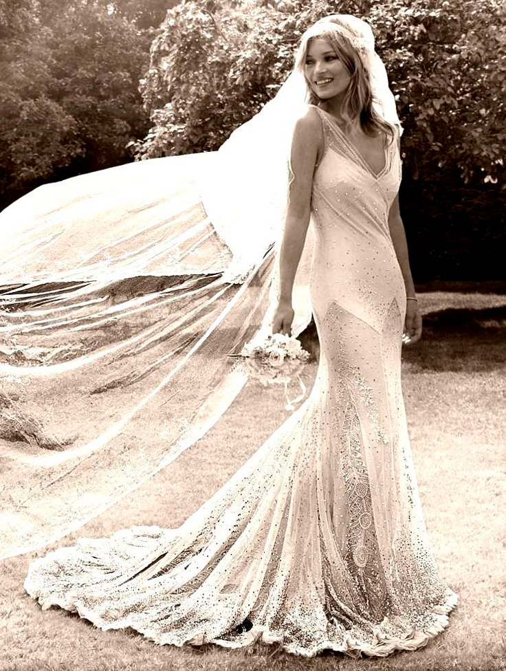 10 Best Celebrity Wedding Dresses : Top iconic wedding gowns worn by celebrities inspired