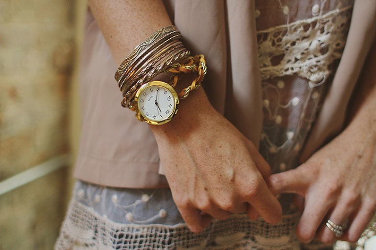 Diy Ways To Make New Bracelet Watch