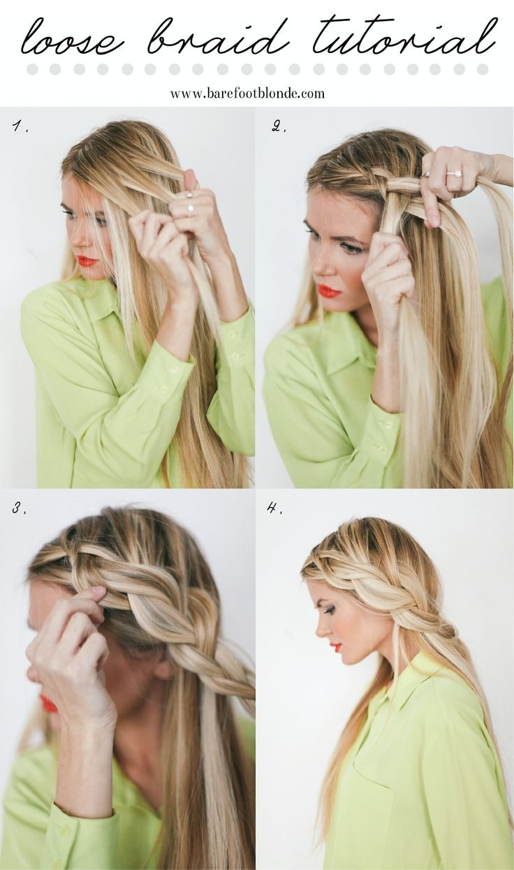 loose-braid