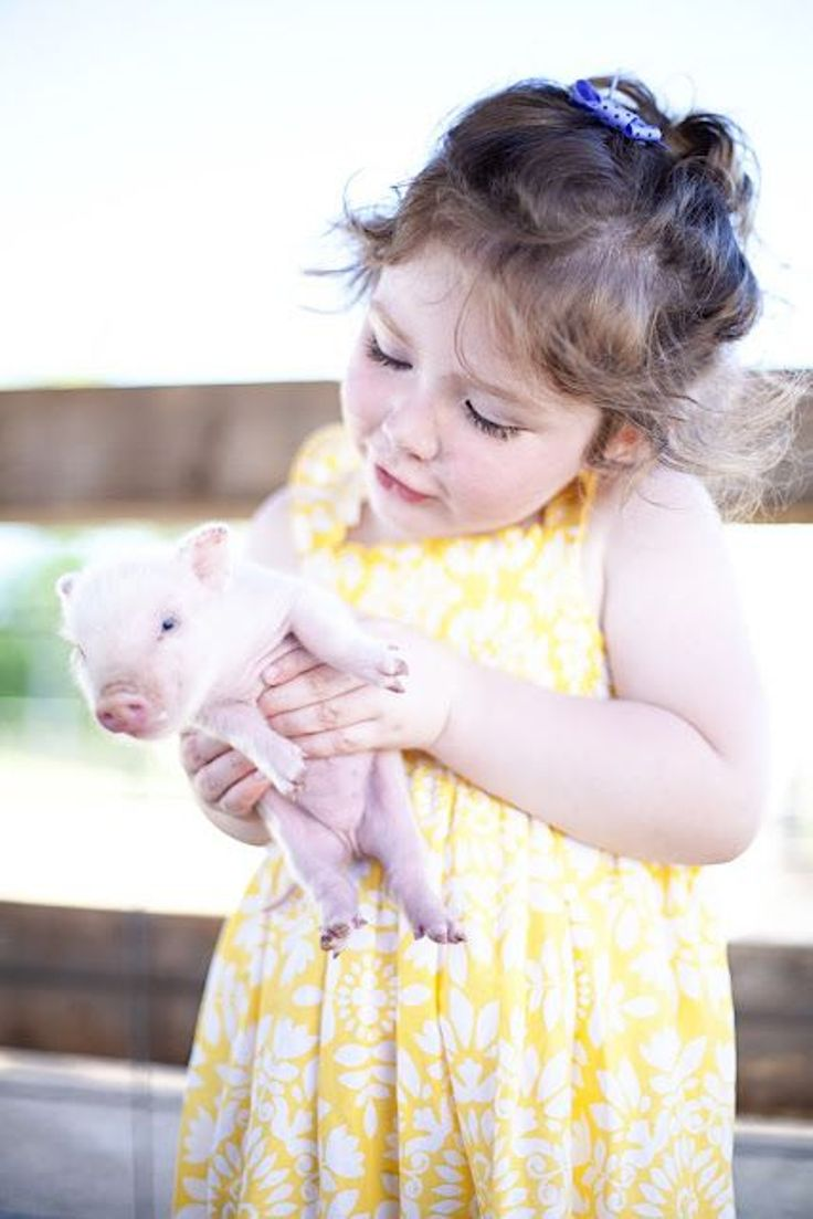 TOP 10 Heartwarming Photos Of Children With Their Pets | Top Inspired
