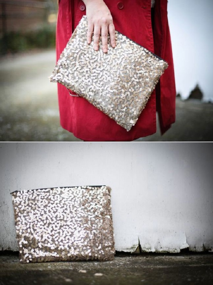 1-Sequin-DIY-Clutch