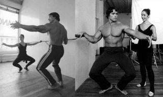 Arnold-Schwarzenegger-ballet