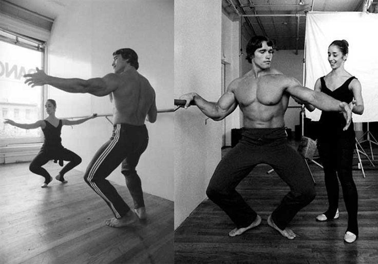 Top 10 Male Celebrities Who Danced Ballet - You'll be surprised for #3 | Top Inspired